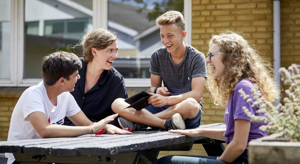 Danes Worldwide Sommerskolen 2018.
