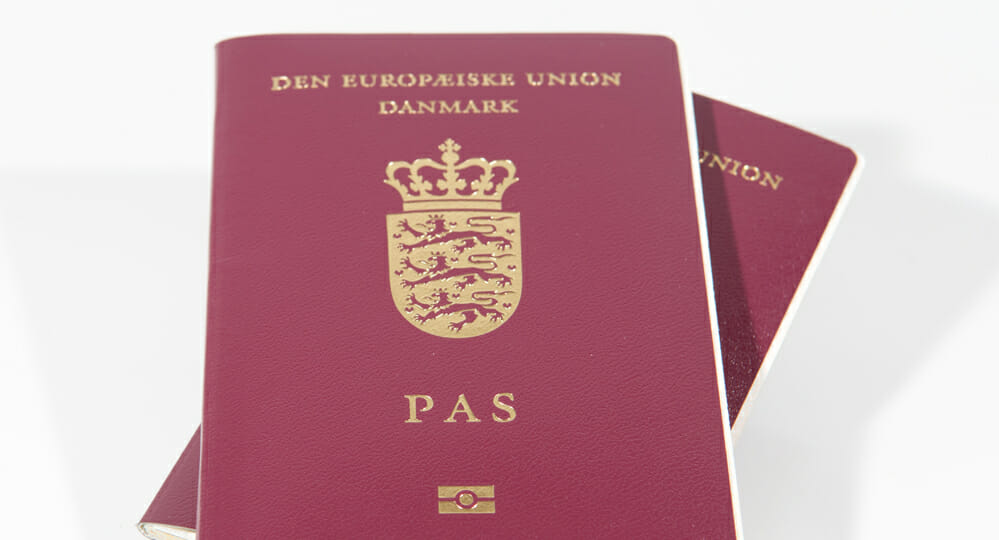 to pas - danes worldwide
