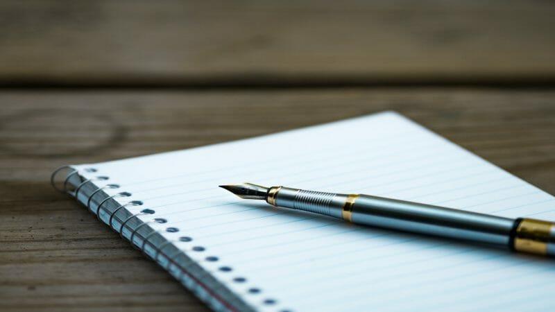 Papir og kuglepen