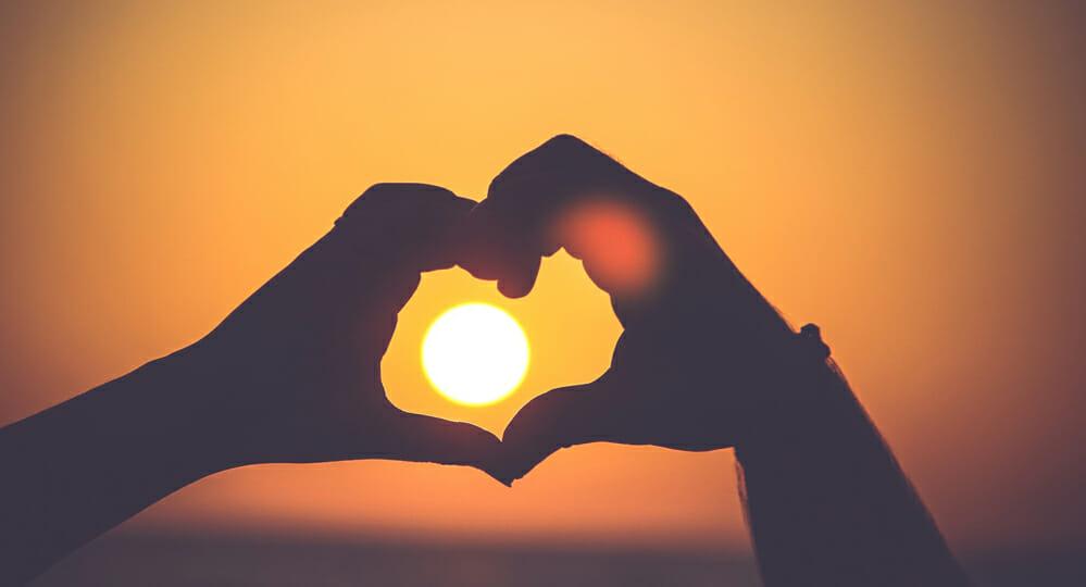 Solskin og kærlighed