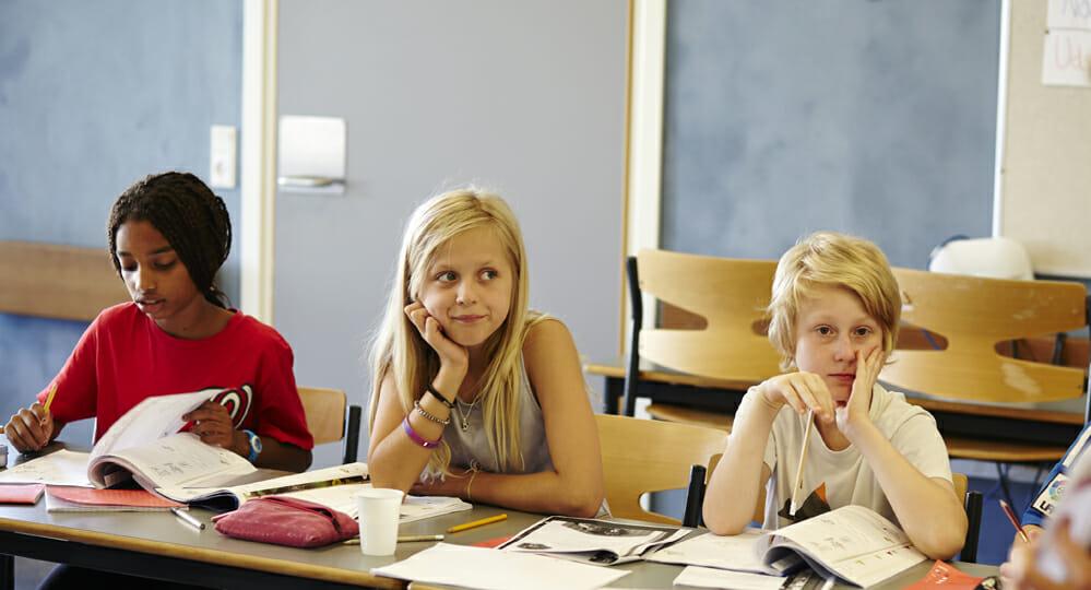 mindre børn, danskundervisning, danes worldwide