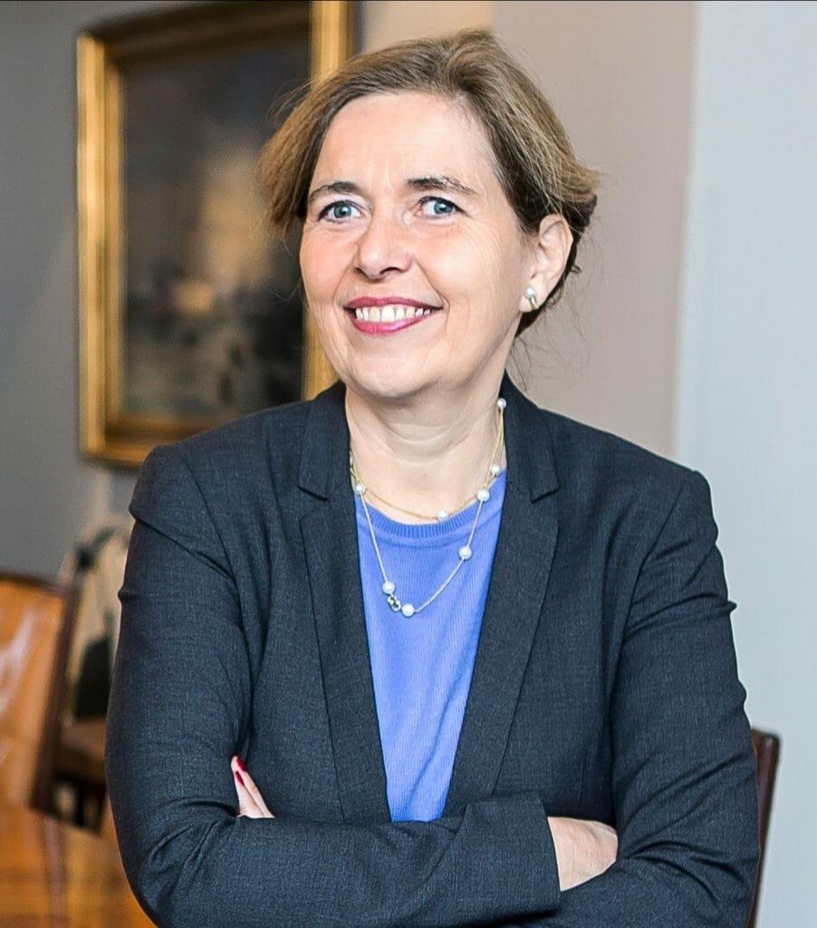 Bestyrelsesformand - Danes Worldwide - Susanne Rumohr Hækkerup