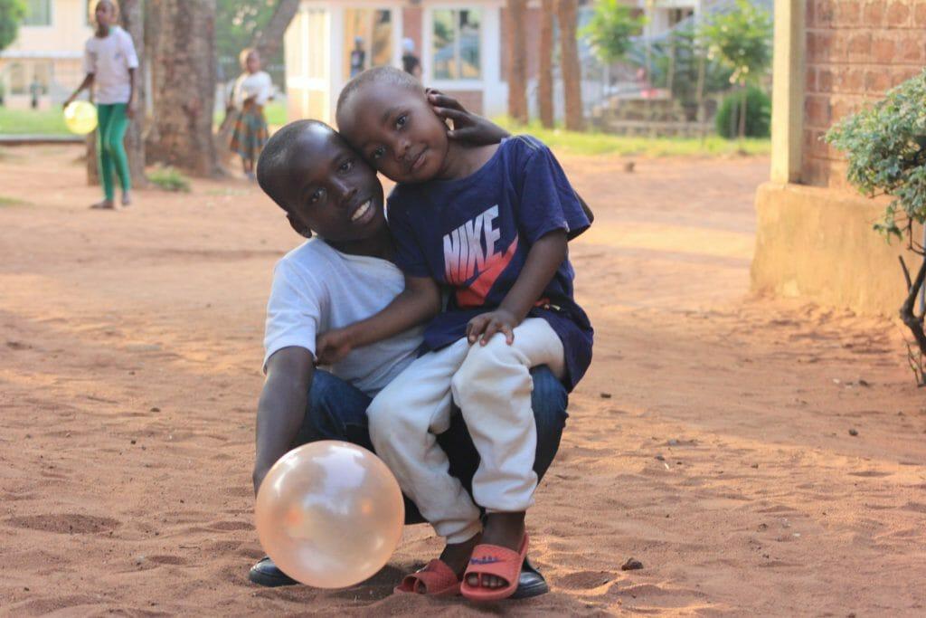 Tanzania børnehjem