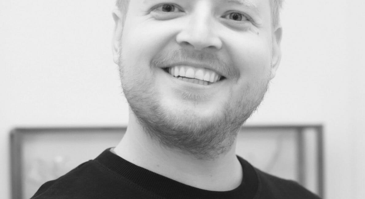Johannes Viborg-Christensen - Medarbejderfoto