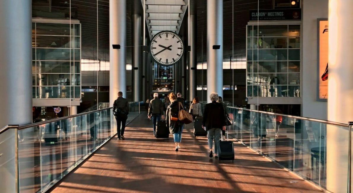 rejse, kastrup lufthavn, danes worldwide
